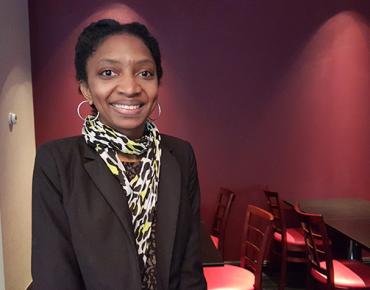Executive Director Christina Smith, Groundwork Bridgeport