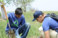 Groundwork Youth at Rocky Mountain Arsenal