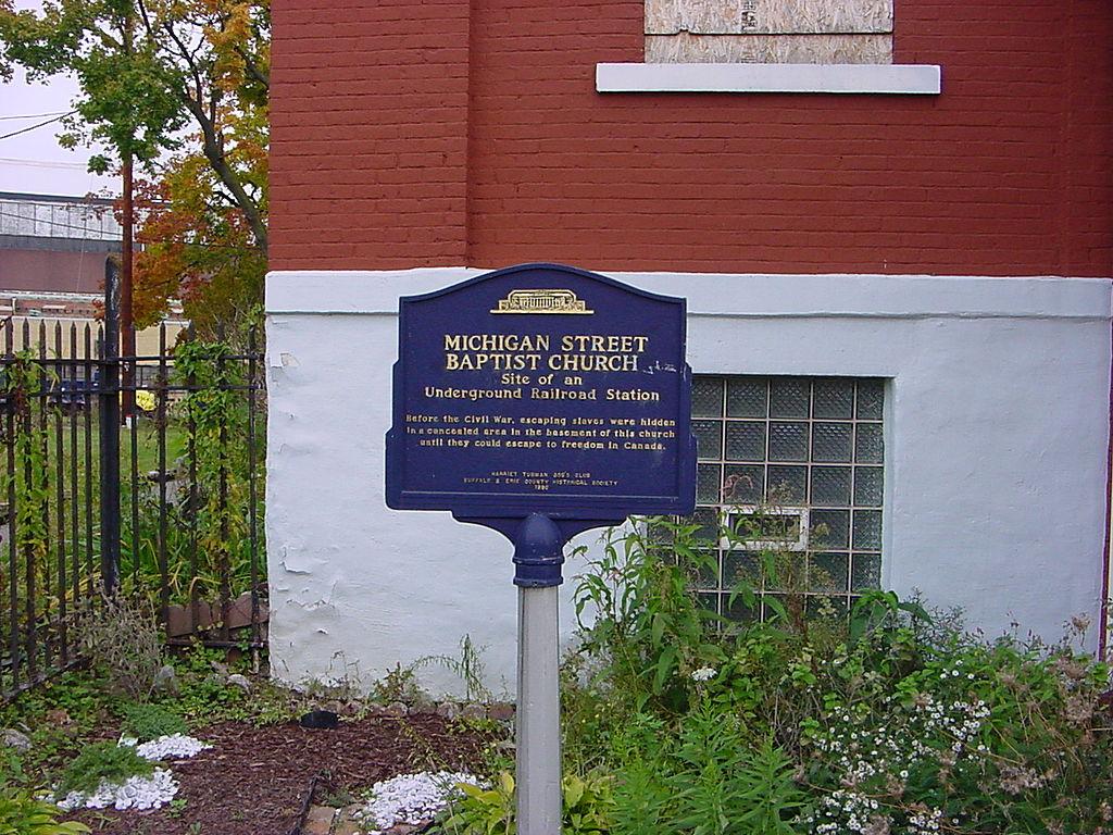 Beautifying Buffalo's Michigan Street African-American Heritage Corridor