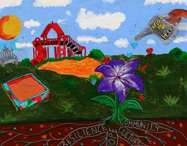 "Groundwork Milwaukee Finds ""Peace Through Paint"""