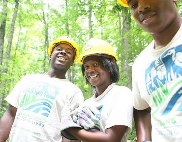 Changing the Face of Conservation in America