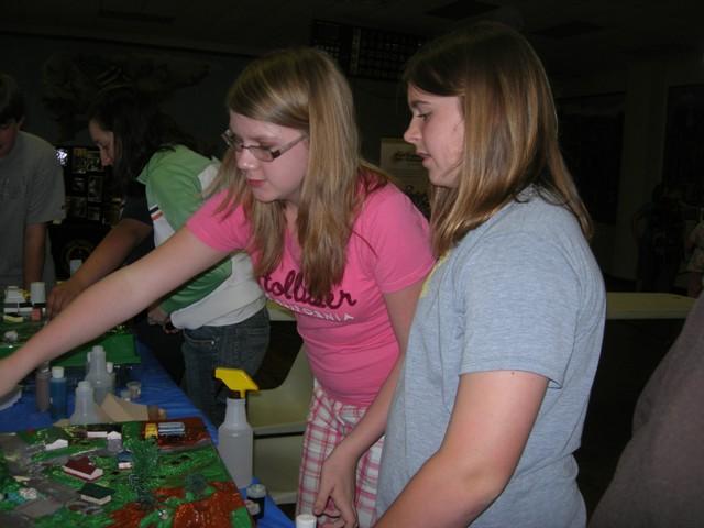 Environmental education and stewardship