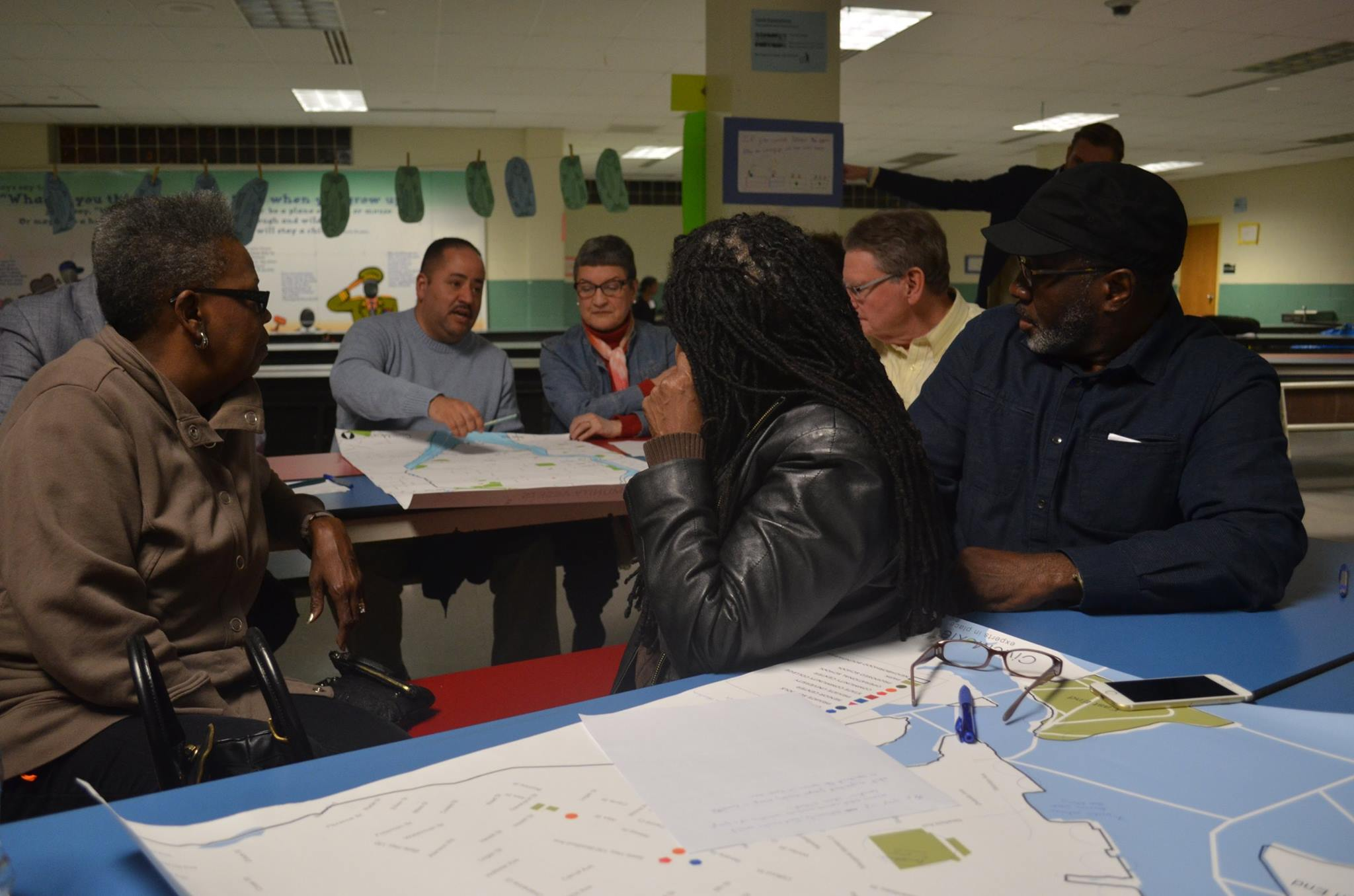 Engaging the Community around Waterfront Redevelopment