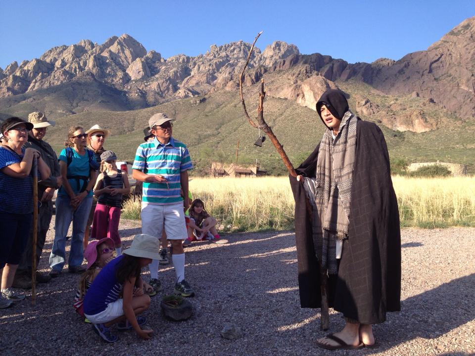 Youth Interpretive Ranger Program