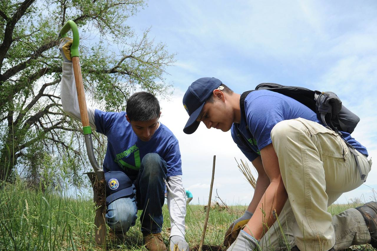 Partnering with Public Lands to Restore Habitat