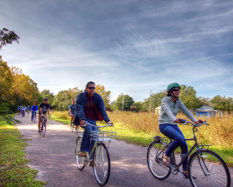 Redeveloping the S-Line, Jacksonville's Only Urban Trail