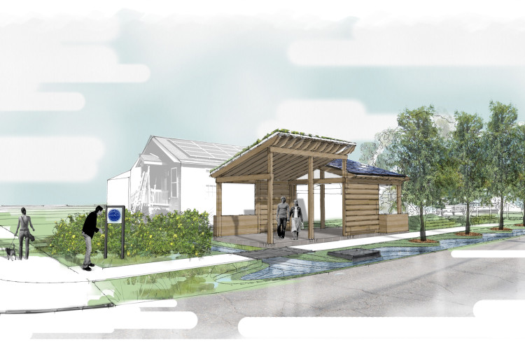 Building an Earth Lab in New Orleans' Lower Ninth Ward