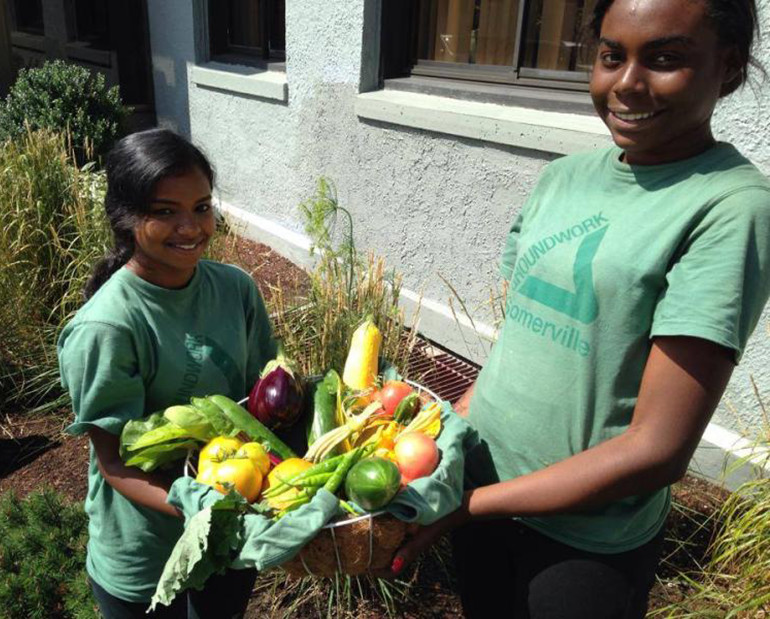 Increasing Fresh Food Access in New England's Densest City