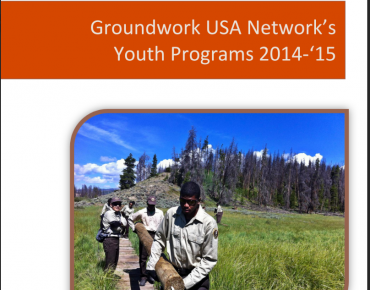 Groundwork USA Network's Youth Programs 2014-2015