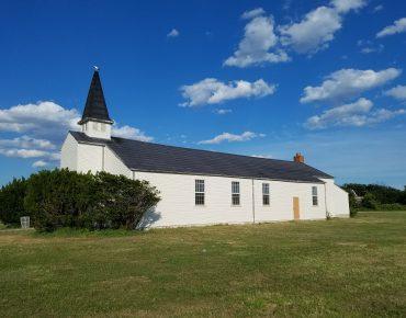 Completed Fort Tilden Chapel Restoration - exterior