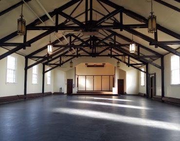 Completed Fort Tilden Chapel Restoration - interior