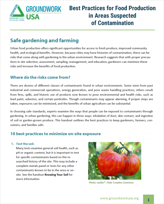 Best Practices Food Contamination-cover