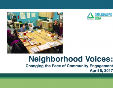 Neighborhood Voices: Changing the Face of Community Engagement