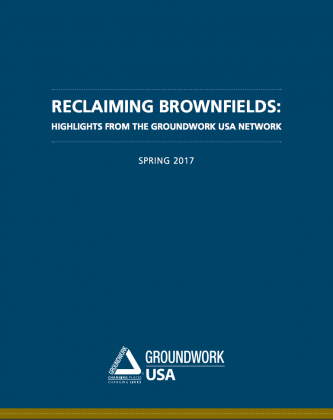 Reclaiming Brownfields cover