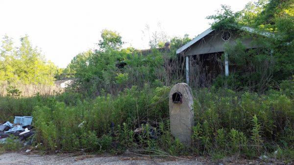 Abandoned house, Mobile, Alabama