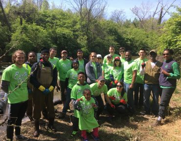 Groundwork Network Celebrates Earth Week 2018