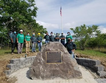 Groundwork Youth Corps: Improving The View Of Paterson Great Falls