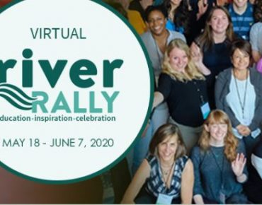 Groundwork at River Rally 2020: Standing Up for Community Resilience