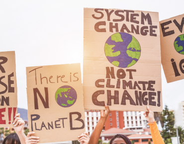 Climate, COVID and Economic Crisis: A Mandate for Justice