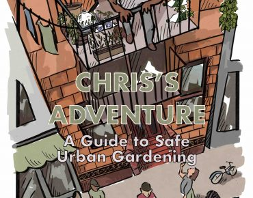 Chris's Urban Garden Adventure
