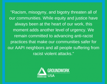 In Solidarity With The AAPI Community
